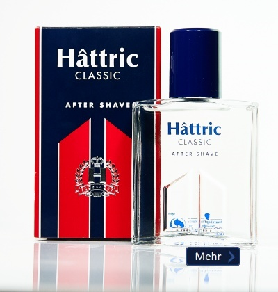 Hâttric Aftershave